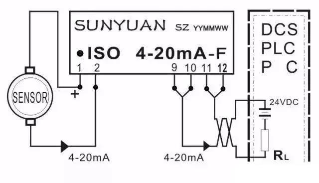 一、工业传感器概述搜索 在工业现场中,压力、位移、温度、流量、转速等各类模拟量传感器因设计使用的技术方法不同。传感器工作配电的方式主要分为两线制和四线制,其输出的模拟信号也各有差异,而常见的有0-20mA、4-20mA电流信号和0-75mV、0-5V、1-5V电压信号。 要把各类传感器模拟信号成功采集到PLC/DCS/FCS/MCU/FA/PC系统,就要根据传感器与数据采集系统的功能和技术特点进行匹配选型,同时也要考虑到工业现场传感器与PLC等数据采集系统的供电差异及各种EMC干扰的影响,通常把传感器输出